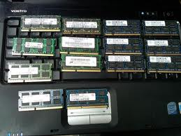 RAM LAPTOP 1GB Bus 400/667/800. Hãng SX: Kingston / Samsung / Hynix / kingmax …