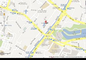 68 Ngõ, Cầu Giấy, Hà Nội - Bản đồ Google (2)