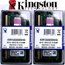 RAM LAPTOP 4GB Ram3 (PC8500.Bus1066 / PC10600.Bus1333 / PC12800.Bus1600). Hãng sản xuất : Kingston ,Samsung , Hynix , Strontium , Transcend , Corsair …..