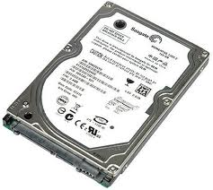 Seagate 500GB – 5400rpm – 8MB cache – SATAII for laptop