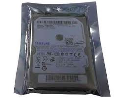 Samsung – 500GB – 16MB cache – 7200rpm – SATA 2 – for laptop