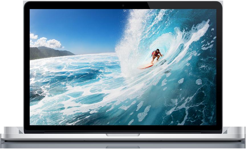 Thay màn hinh Apple-MacBook Pro