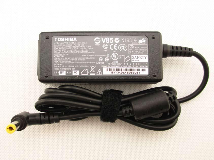 Adapter Toshiba 19V-1.58A