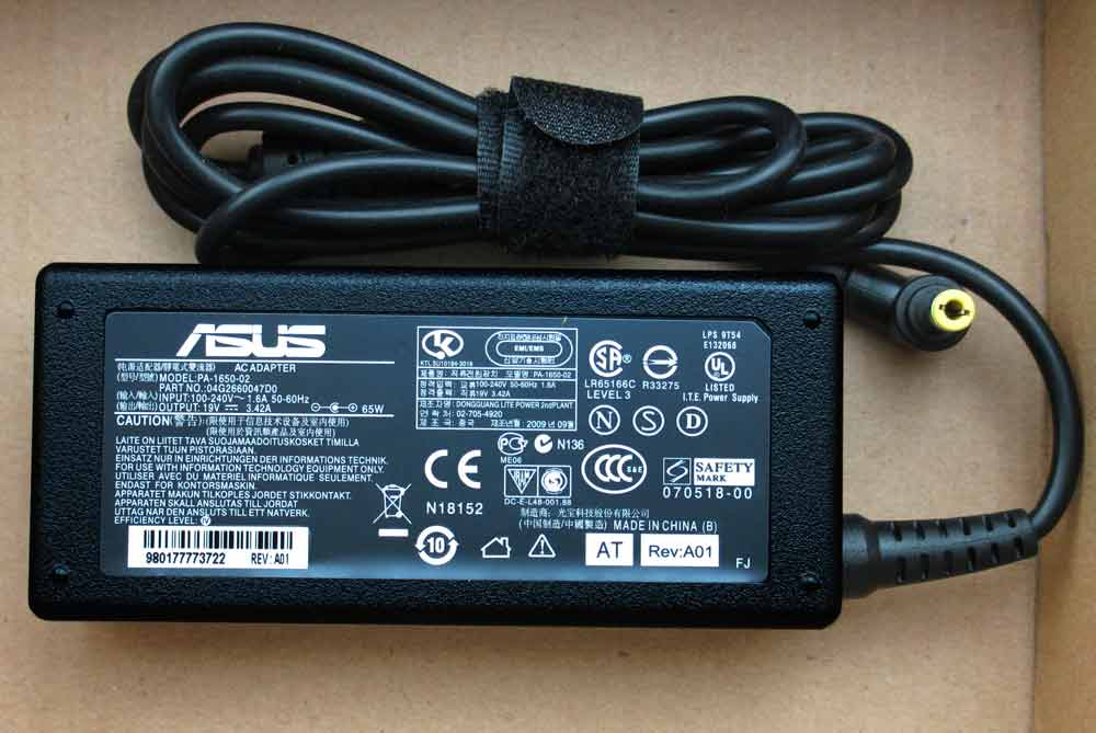 Adapter ASUS 19V-3.42A
