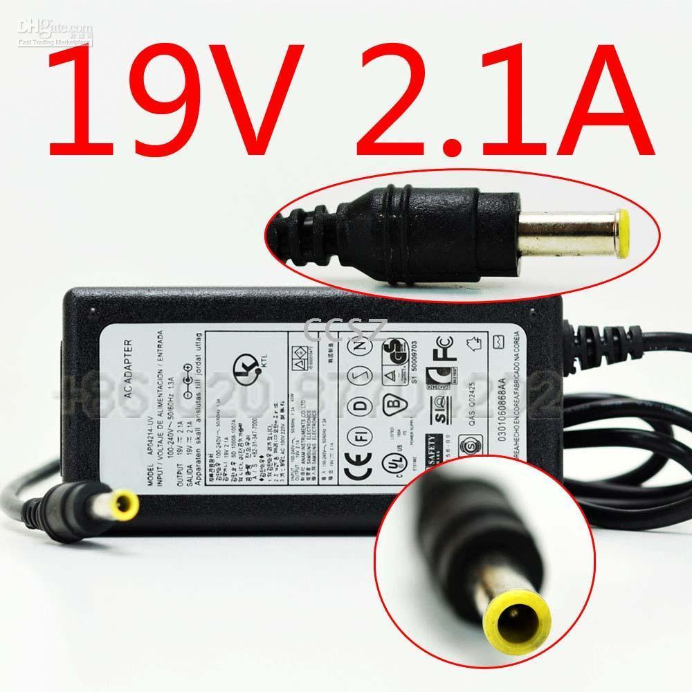Adapter SAMSUNG 19V-2.1A