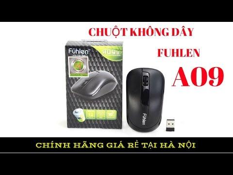 Chuột Không Dây Fuhlen A09