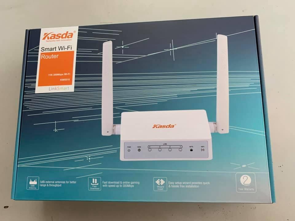 WiFI KasDa KW5515 Giá rẻ hiệu quả cao