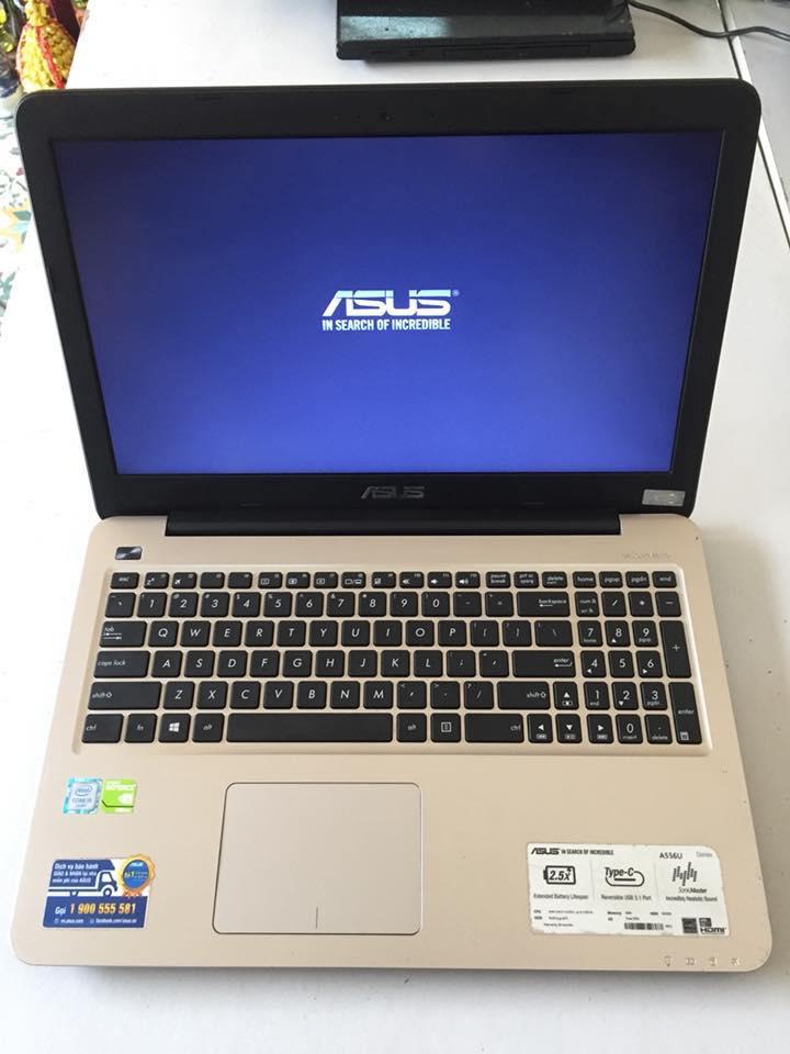 ASUS A556U ( i5-6200/8Gb/500Gb/VGA 930MX/15.6 FHD )