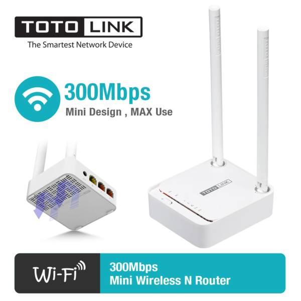 N200RE – Mini Router Wi-Fi chuẩn N 300Mbps